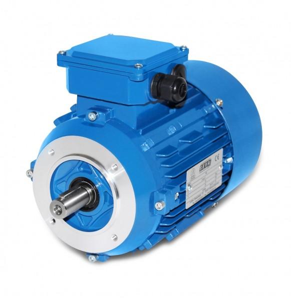 SEVA-Elektromotor MSP-90LX 2,2/1,5 kW, 2/4pol-B14