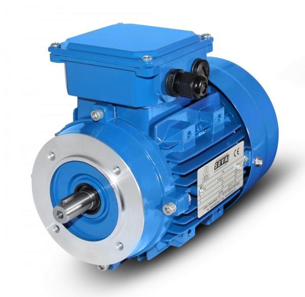 SEVA- AC Motor- MSP-712- 0.22/0.15 kW- 4/6pol-B14