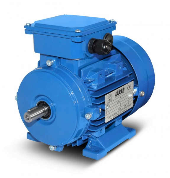 SEVA- AC Motor- MSP-712- 0.22/0.15 kW- 4/6pol-B3
