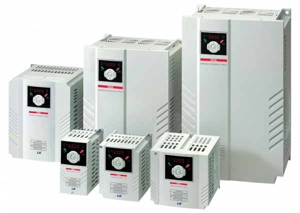 Frequency Inverter LS-ig5A Programme
