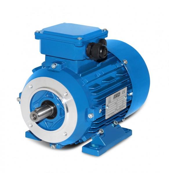 SEVA- AC Motor- MSP 802 – 0.25/0.18 kW – 6/8pol-B34