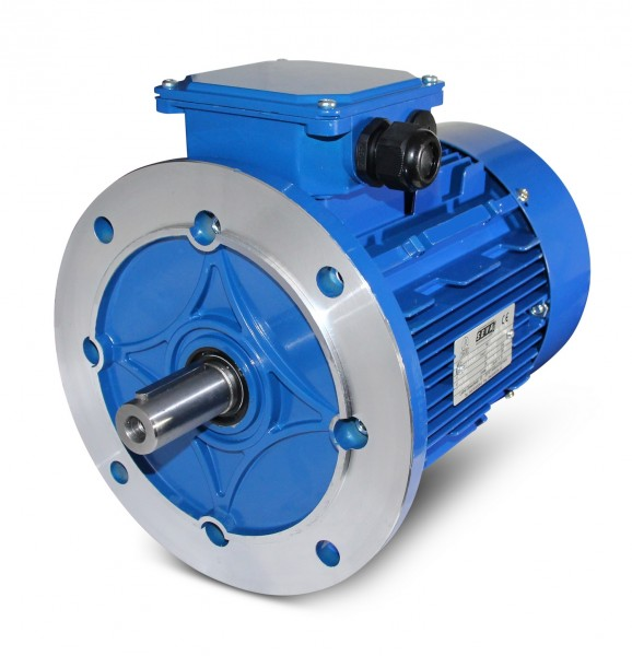 AC-Motor / Electric Motors 4 kW 4 pole- B5 | Seva-tec GmbH