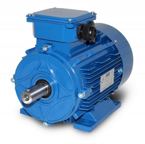 SEVA-Elektromotor MSP 132M 4,5/3,0 kW- 4/8pol-B3