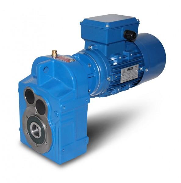 Bremsmotor-Option 2,2kW-4pol für Flachgetriebemotoren