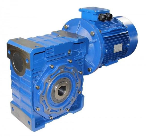 SEVA- CMRV 150-132S-4 - 5,5 KW - 28 Upm- Schneckengetriebemotor