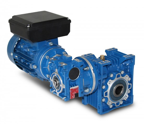 SEVA- EV 063NV01 0,12 kW 4 Upm 400 Volt Grillmotor