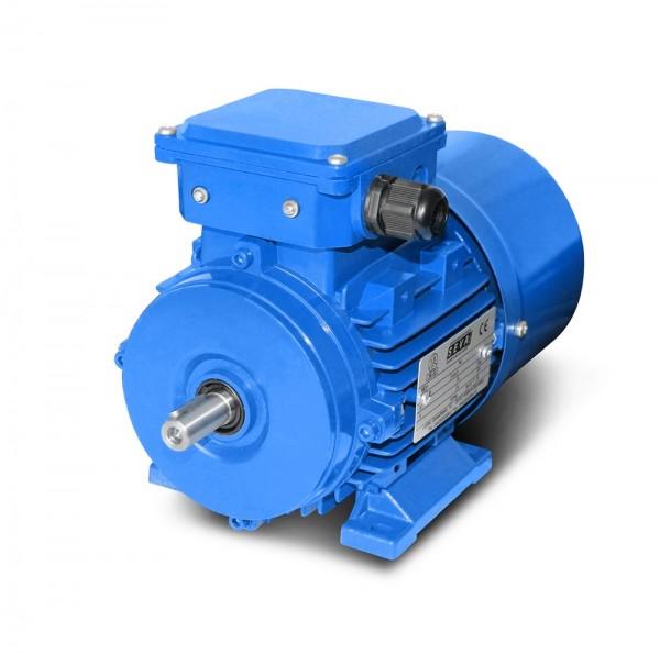 SEVA-Bremsmotor 801-0,37 kW-6polig-B3