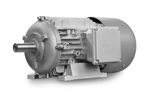 SEVA- 12V- 0,37 kW- 2pol- B3 Gleichstrommotor P108
