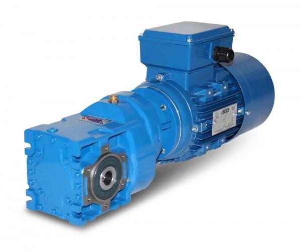 Bremsmotor-Option 0,55kW-6pol für Kegelradgetriebemotoren