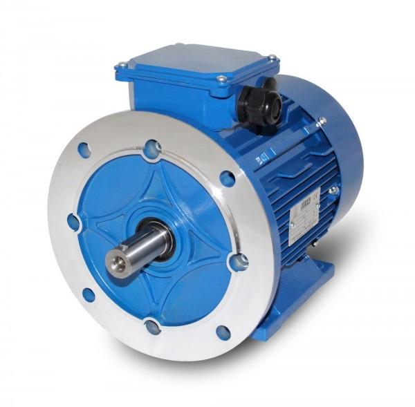 SEVA-Elektromotor MSP 112M 2,2/1,5 kW- 4/8pol-B35