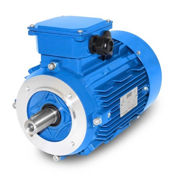 SEVA- AC Motor- MSP 112M – 2.2/1.5 kW – 4/8pol-B14
