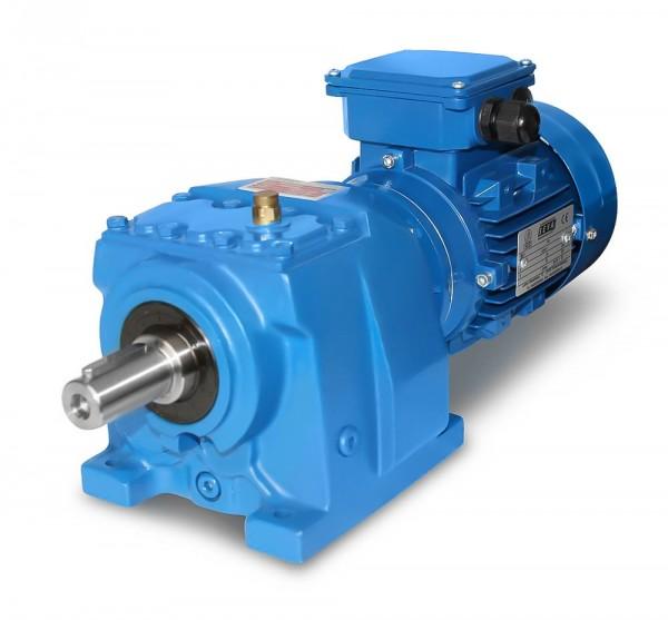 SEVA-MV103-632-0,18KW-40Upm Stirnradgetriebemotor