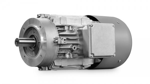 SEVA- 12V- 0,37 kW- 2pol- B14 Gleichstrommotor P108