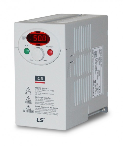 Frequenzumrichter SEVA-LS 004-IC5-1F