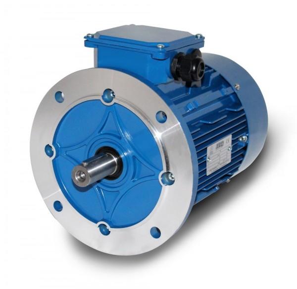 SEVA- AC Motor- MSP 132M – 4.5/3 kW – 4/6pol-B5