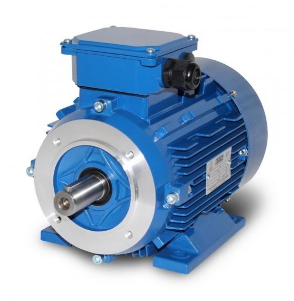 SEVA-Elektromotor MSP 112M 1,25/0,95 KW- 6/8pol-B34