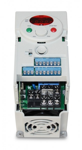 LS-IC5 Frequency Inverter Connection Terminals
