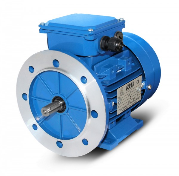 SEVA-Elektromotor MSP 712 0,22/0,15 kW- 4/6pol-B35