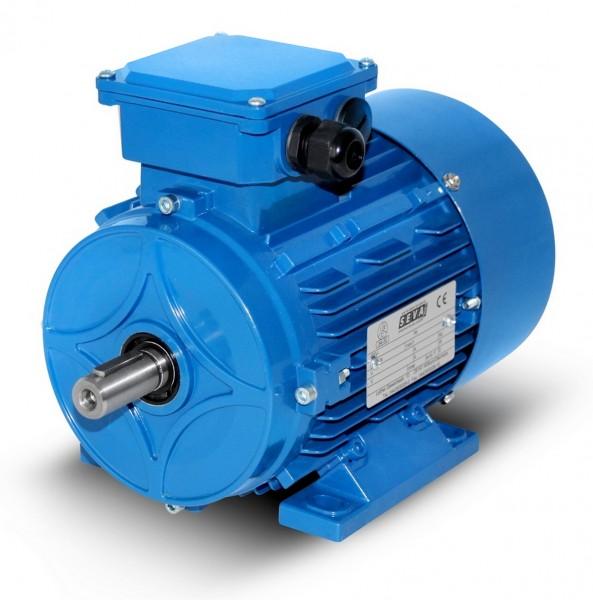 SEVA-Elektromotor MSP-90LX 2,2/1,5 kW, 2/4pol-B3