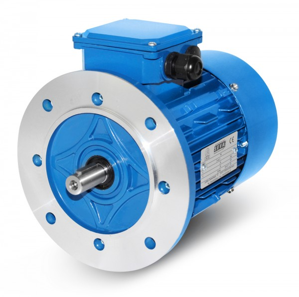 SEVA- AC Motor- MSP 802- 0.75/0.60 kW- 2/4pol-B5