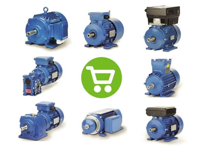 AC- Motoren, Getriebemotoren, Frequenzumrichter | Seva-tec GmbH