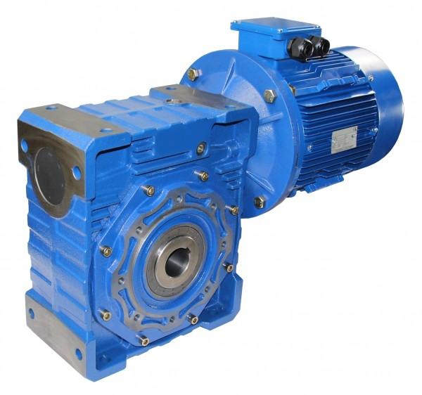 SEVA- CMRV 150-132S-4 - 5,5 KW - 70 rpm- Worm Gearbox Motor
