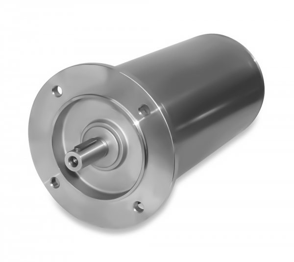 SEVA-Edelstahlmotor-HP 63B4, 0,18kW, B5