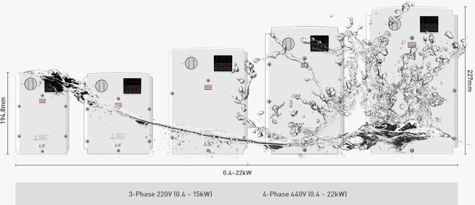 Frequenzumformer-Frequency-Inverter