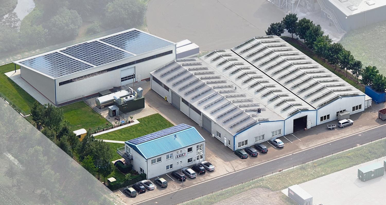 SEVA-tec GmbH Firmengebäude